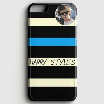 Harry Styles One Direction Cool Photo iPhone 7 Case