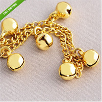 Gift Cute Jewelry Shiny Stylish Sexy New Arrival Gold Silver Pendant Chain Ladies Anklet [6768766919]