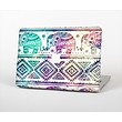 The Tie-Dyed Aztec Elephant Pattern Skin Set for the Apple MacBook Pro 15""