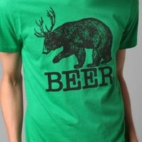 UrbanOutfitters.com > Local Celebrity Beer Deer Tee