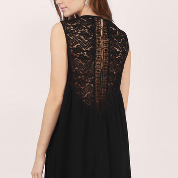 Young and Free Babydoll Dress