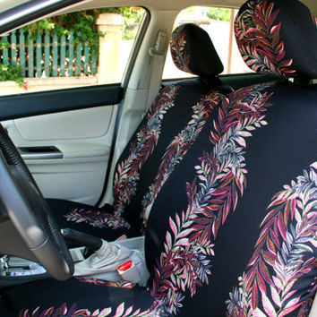 Holiday Sale Car Seat Covers Purple From Lantanacarwear On