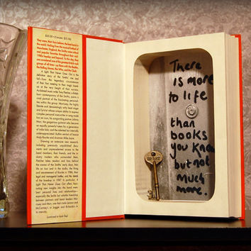 Hollow Book Safe (A Light That Never Goes Out: The Enduring Saga of The Smiths)