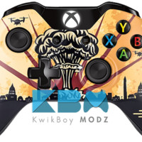 Fallout Nuke Xbox One Controller