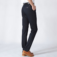 Summer Men Casual Korean Slim Men's Fashion Stretch Pants [6541361283]