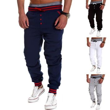 Casual Skinny Jogging Sweatpants