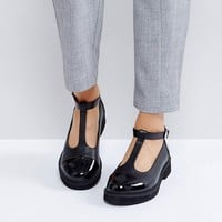 ASOS MADISON Chunky Flat Shoes at asos.com