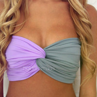 Spandex Bandeau -- Baby Size