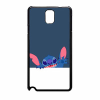 Hello Stitch Disneylilo & Stitch Samsung Galaxy Note 3 Case