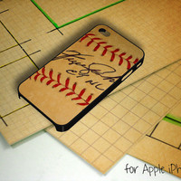 MLB Baseball iPhone 5 Case