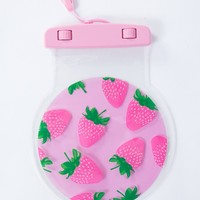 Strawberry Water Resistant Case