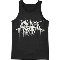 Chelsea Grin Men's  Playing With Fire Mens Tank Black