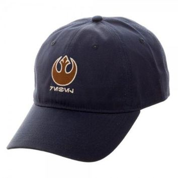 Star Wars Rogue Rebel Logo Dad Hat
