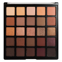 Morphe 25B Bronzed Mocha Eyeshadow Palette at Beauty Bay