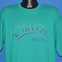 90s Cheers TV Show t-shirt XXL