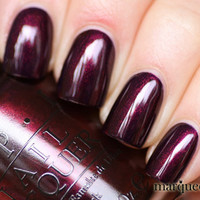 OPI Nail Polish (G19-German-Icure By OPI) NEW Germany Collection 2012