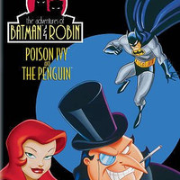 Adventures Of Batman & Robin-Poison Ivy/The Penguin (Dvd/Eco)