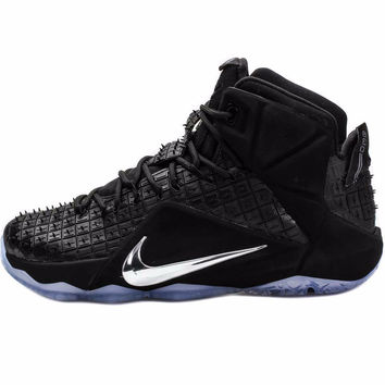 Nike LeBron 12 Ext RC Rubber City - Black