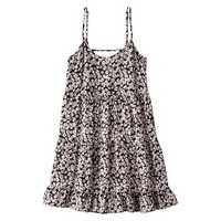 Xhilaration® Junior's Slip Dress - Floral