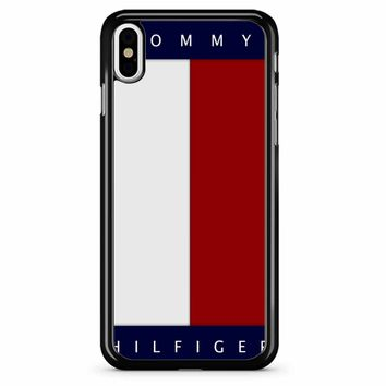 Tommy Boy Cologne iPhone X Case
