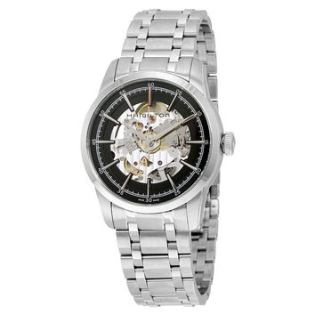 Hamilton Railroad Stainless Steel Mens Watch H40655131