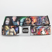 Buckle-Down Star Wars Buckle Belt Multi One Size For Men 23309495701