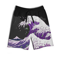 Dirty Sprite Waves Shorts