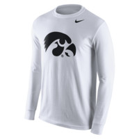 Nike College Logo (Iowa) Men's T-Shirt