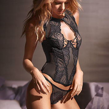 Lace-up Corset - Very Sexy - Victoria's Secret