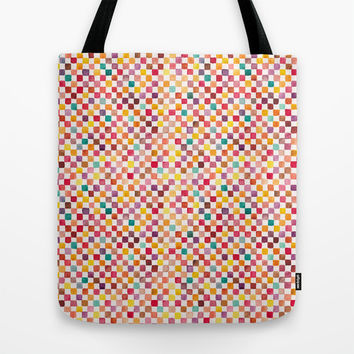 Klee Pattern Tote Bag by Timone
