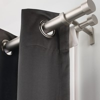 Umbra Window Treatments, Cappa Double Rods