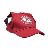 DCCKSX5 Alabama Crimson Tide Pet Baseball Hat