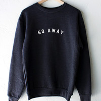 Go Away Sweater