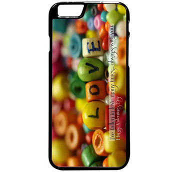 valentine s day quotes about love For iPhone 6 Plus Case *ST*
