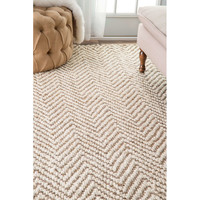 Norcross Hand-Woven Tan Area Rug & Reviews | AllModern