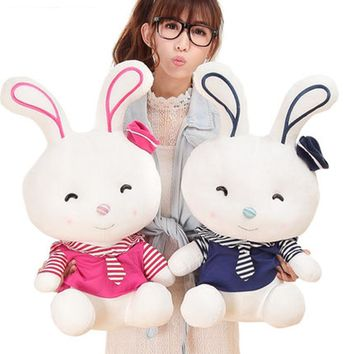Large Plush Rabbit Toy For Baby Oyuncak Pluche Stuffe Speelgoed Gifts For Girls Bunny Rabbit Stuffed Animal Plush Toy 70C0335