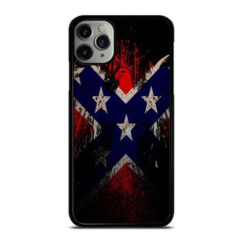 BROWNING REBEL FLAG iPhone Case Cover