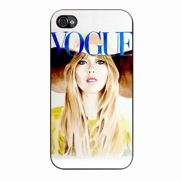 Taylor Swift Ogue iPhone 4/4s Case