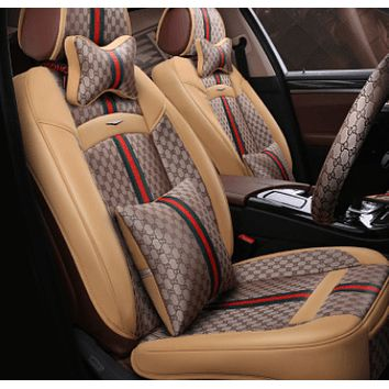 Car Seat Covers Cushions Lumbar Support