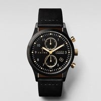 TRIWA - Watch - Midnight Lansen Chrono