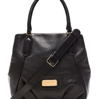 Marc by Marc Jacobs New Q Fran Tote in Black