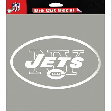 New York Jets - Logo Cutout Decal
