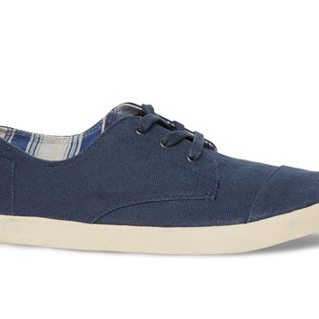Navy Canvas Women's Paseos US