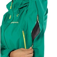 Patagonia Women's Super Cell Rain Jacket