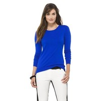 Mossimo® Women's Crew Neck Ultrasoft Pullover Sweater - Assorted Colors