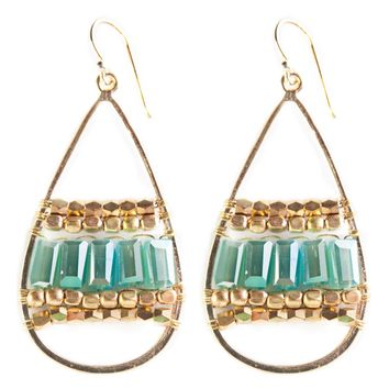 Kirra Tate Esme Chalcedony Earrings