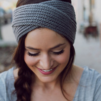 Wrapped Up In You Headband