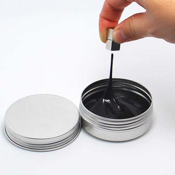 New Arrival Playdough Slime Magnetic Rubber Mud Strong Plasticine Putty Magnetic Clay Novelty Toys Gift for Kids