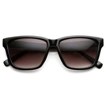 European Dapper Square Aviator Sunglasses 8818