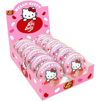 Jelly Belly Hello Kitty Jelly Beans 1.5-Ounce Tins: 12-Piece Display